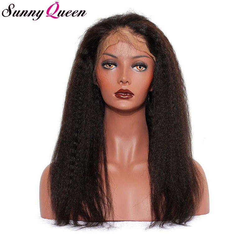 My Like Indian Straight Hair Weave Bundles With 360 Frontal Non-remy 3pcs Human Hair Bundles With Lace Frontal Closure 22x4x2 Human Hair Weaves Hair Extensions & Wigs