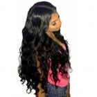 360 Lace Frontal Wigs 150% Density Brazilian Loose Wave Human Virgin Hair Wigs Pre-Plucked Natural Hairline