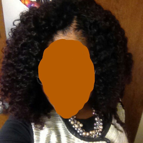 Brazilian Kinky Curly Lace Closure with Buddles