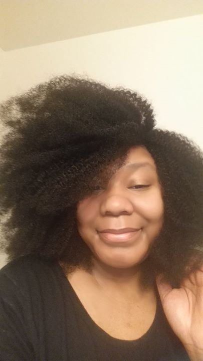 Mongolian Afro Kinky Curly Lace Closure with Weft