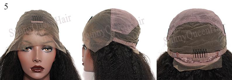 SunnyQueenHair.com Glueless Full Lace Cap,cap5